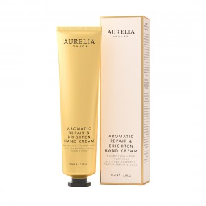 Aromatic Repair & Brighten Hand Cream with box