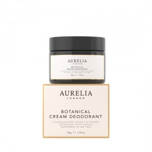 Botanical Cream Deodorant 50g